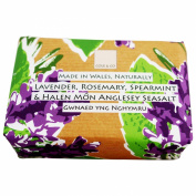 Cole & Co Lavender Rosemary and Spearmint Soap 80g