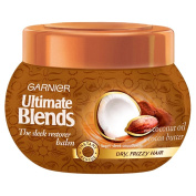 Garnier Ultimate Blends Sleek Restorer Balm 300ml