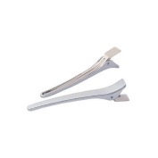 Labour Pro Hair Clip in plastique-aluminium 105 mm