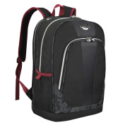 Bret Michaels by Traveller's Choice Classic Road 48cm Laptop Backpack