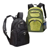 Goodhope iPod/MP3 Speaker and 38cm Laptop Backpack