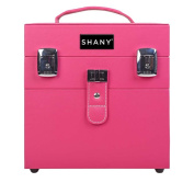 Shany Colour Matters Nail Accessories Organiser and Makeup Train Case