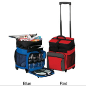 Goodhope 36-Can Rolling Cooler Tote