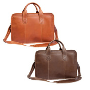 Canyon Outback Buffalo Leather 38cm Briefcase