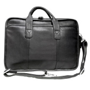 Canyon Outback Leather Glacier Canyon 41cm Slim-Line Briefcase
