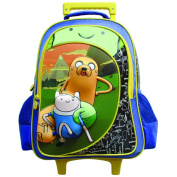 Adventure Time Trio Rolling Backpack