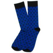 Star Wars SW-IMPD-SC Blue Imperial Dot Socks