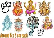 Ganesh Temporary Tattoos