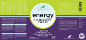Energy & Metabolism Support 60 capsules