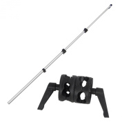 DynaSun H2258 175cm Reflector Holder Support Arm Bracket with Swivel Head for Reflectors