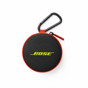 Bose SoundSport Headphones Carry Case - Red