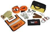 Recovery Gear Kit, Deluxe, ATV / UTV Rugged Ridge 15104.26