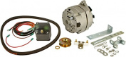 DB Electrical AKT0001 Ford 8N 2N 9N Tractor Alternator for Generator Conversion Kit