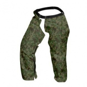 Forester Protective Trimmer Safety Chaps, Camo, Large
