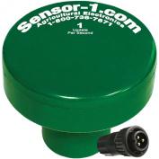 Sensor-1 DS-GPSM-R1-GRN 1 Hz GPS Speed Sensor, Green Housing with Raven Connector