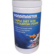 Danner 3725 PondMaster Staple Diet Pond Fish Food 0.9kg bag ea