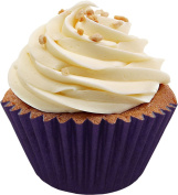 Purple Cup Cake Cases