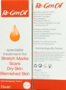 Re-Gen Oil Treatment For Stretch Marks, Scars, Dry Skin, Blemished Skin 75 ml