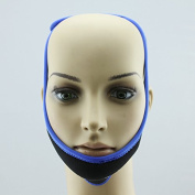 Stop Snoring Chin Strap Snore Belt Anti Apnea Jaw Solution Sleep
