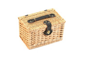 Greenfield Collection Luxury Mayfair Wicker Picnic Hamper