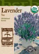 Organic True Lavender Seeds - 300 mg