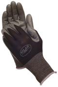 Bellingham Glove Extra Large Black Nitrile Tough Gloves