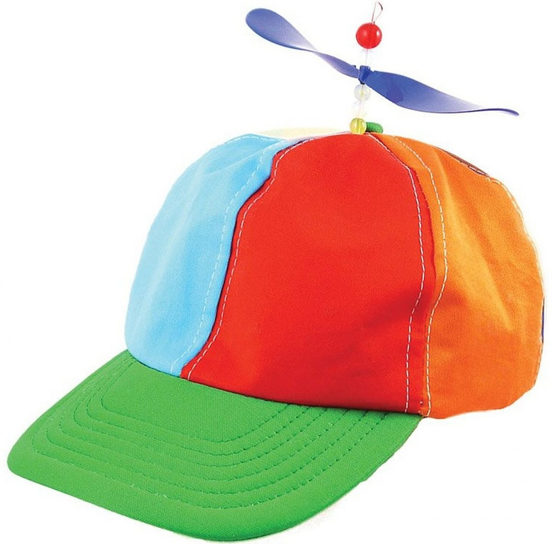 Cartoon Character Fancy Dress Party Helicopter Propeller Beanie Hat Ball Cap  Uk by Bristol Novelties - Shop Online for Toys in New Zealand c5211a776861