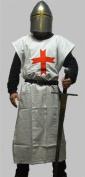 Crusader/Weapon Rock Various Colours Templer German Order-Johanniter LARP-Mediaeval Heraldic