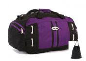 Mens Womens Overnight Weekend Bag Flight Luggage Travel School Sports Holdall - TB09