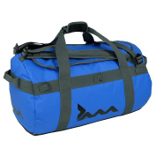 Blue 60 Litre Cargo Duffle Bag Waterproof Holdall Sports Gym Travel Luggage
