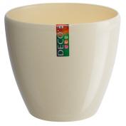 Self Watering Planter DECO 20cm cream