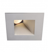 WAC Lighting HR-3LED-T518N-35BN Tesla - LED 7.6cm Wall Washer Square Trim, Cool Light, 3500K