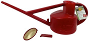 Bosmere V114 Haws Plastic Outdoor Long Reach Watering Can, 1.3-Gallon/5-Litre, Red