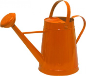 Tierra Garden 36-5081O Traditional Watering Can, 7.9l, Orange
