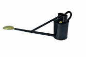 Bosmere V150BL Haws Professional Outdoor Metal , 8.8-Litre Watering Can, 2.3-Gallon, Black