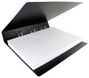 11x 17 Poly Binder, Angle-D Ring, 43cm x 28cm , Black