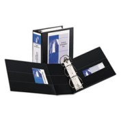 Durable View Binder With Locking Ezd Rings 11 X 8 1/2 13cm Black By