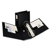 Durable Binder With Two Booster Ezd Rings 13cm Capacity Black By