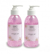 SBC Collagen Gel 500ml Duo Two 500ml Bottles