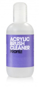 Acrylic Brush Cleaner Kolinsky Sable Brush Cleaner 100ml Salon Systems