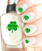 Easy to use, High Quality Nail Art Decal Stickers For Every Occasion! Ideal Christmas present, stocking filler Happy St Patricks Day