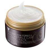Mizon - Snail Wrinkle Care Sleeping Pack - Anti Wrinkle - Multi Function Formula