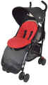 Universal Footmuff For Maclaren Techno XT/ Quest / XLR / Volo Red