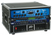 Odyssey Innovative Design 6 Space Amp Rack Case