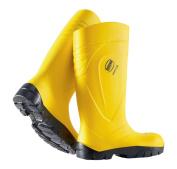 UltraSource 440119-8 Bekina Boots, Steplite, Size 8, Yellow