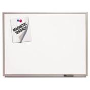 7110015680399 Magnetic Porcelain Marker Board, 53 x 77
