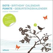 Dots Perpetual Wall Calendar by te Neues Publishing