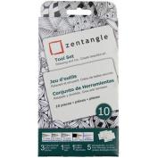 (Price/set)Pigma 50109 ATC White Tile Set