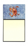 Crab Refiillable Sticky Note Holder or Postit Note Dispenser 8147SN