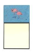 Flamingo Refiillable Sticky Note Holder or Postit Note Dispenser 8566SN